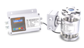 Electro Magnetic Flow Meter With Remote Display