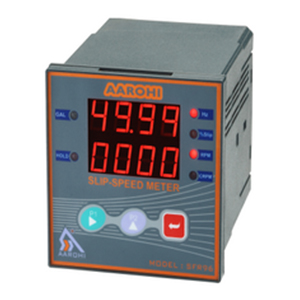 Digital Slip Speed Meter