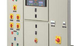 Eco model pump and motor testing panel