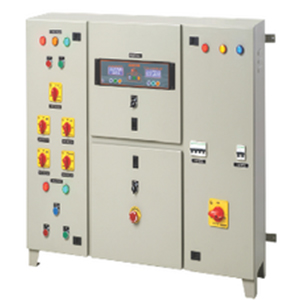 Eco model pump and motor testing panel