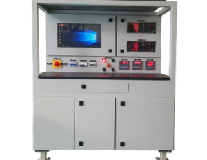 Fully automatic Solar pump testing system with data acquisition