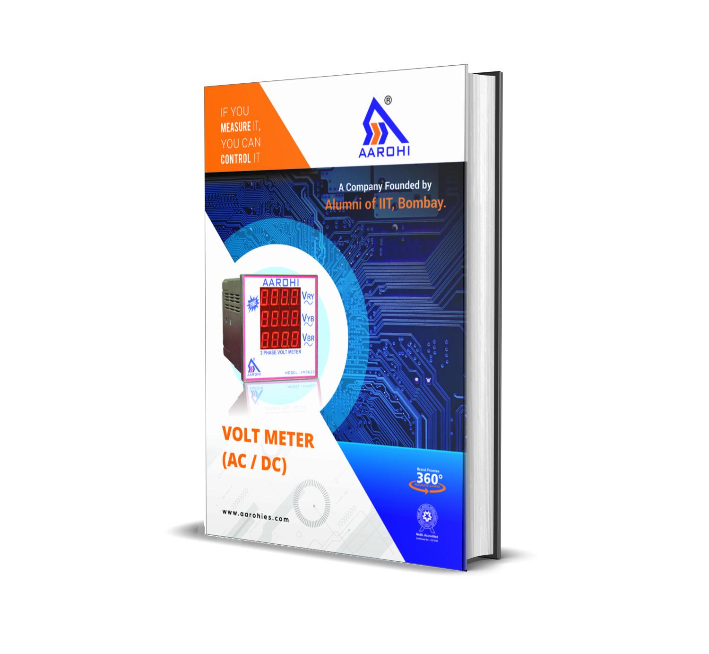 Volt Meter Brochure