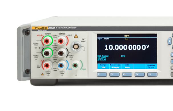Fluke Digital multimeter facility by Aarohi Embedded Systems Pvt Ltd