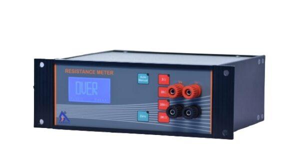 Resistance meter