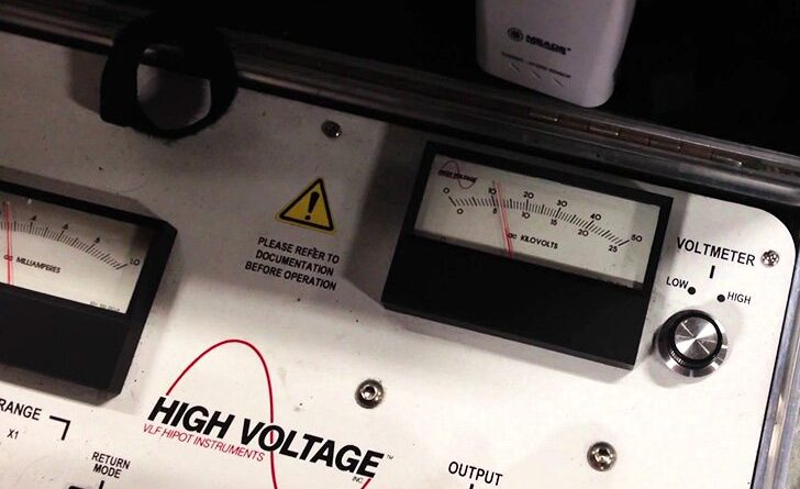 Why high voltage test ( Also known as HIpot test) is important for motors or any electrical equipments?