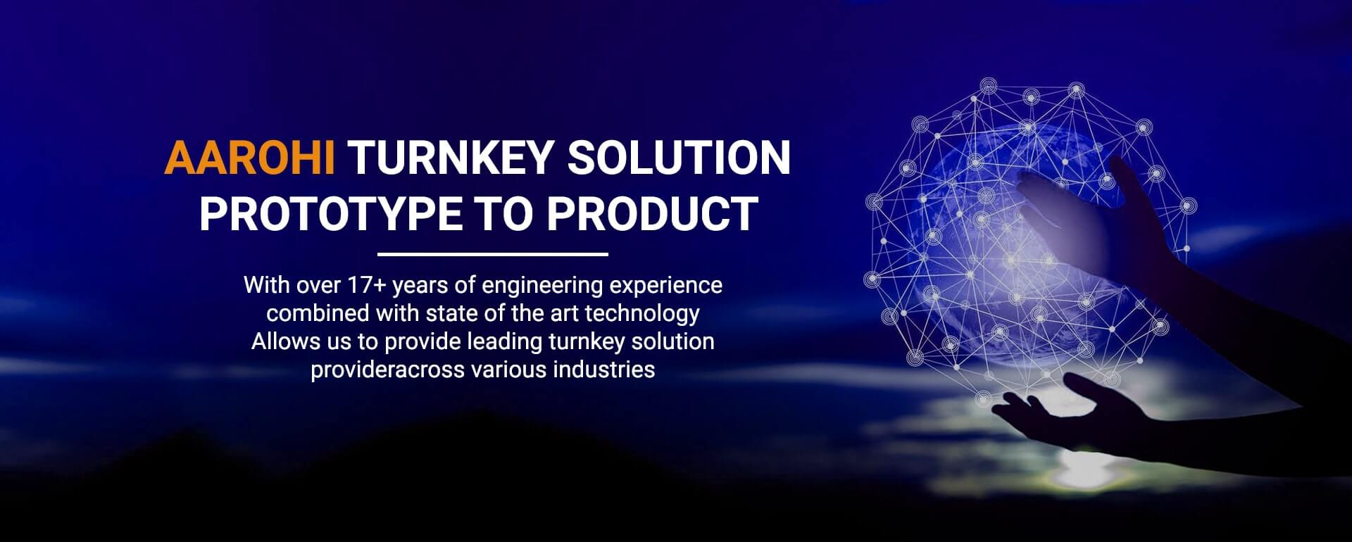 Turnkey Product Solution