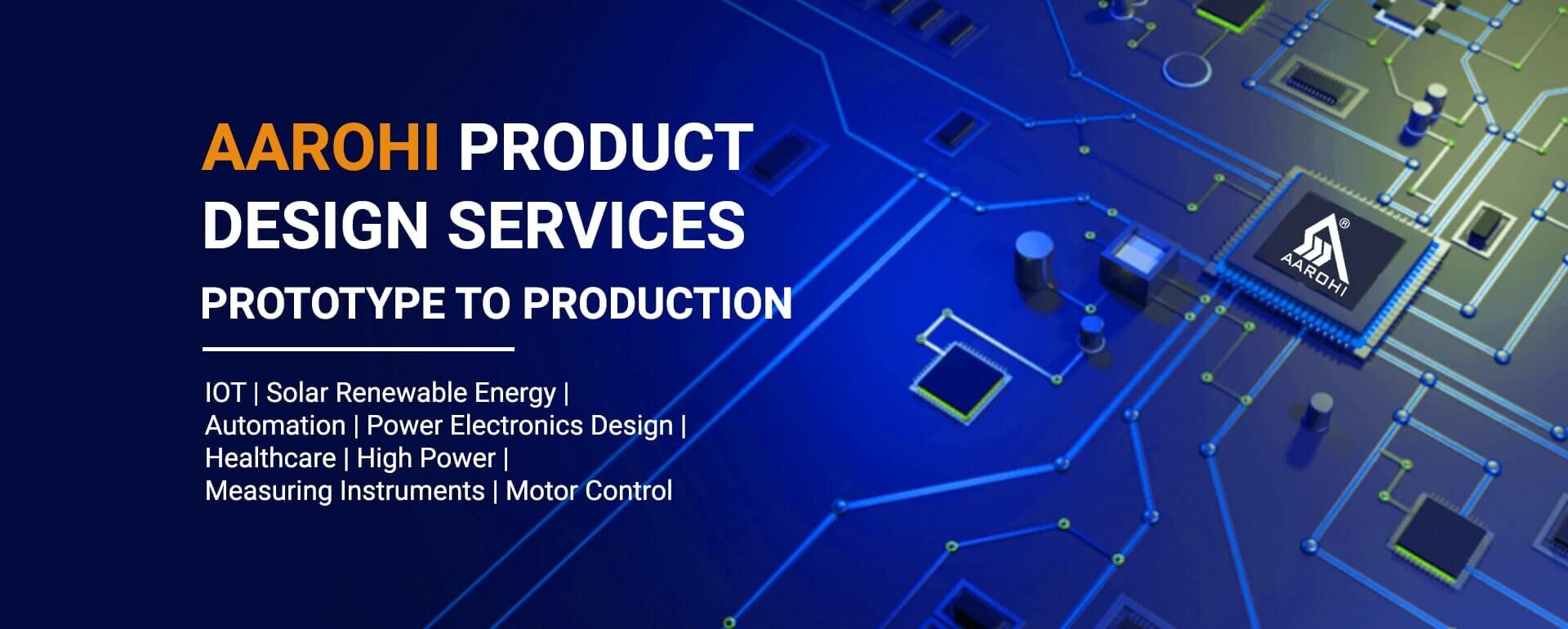 Aarohi Product-Design-Services