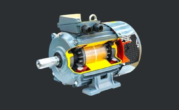 Why induction motor require high starting current