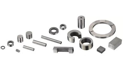 Aluminium Nickle Cobalt Magnet used in BLDC/ PMSM motors