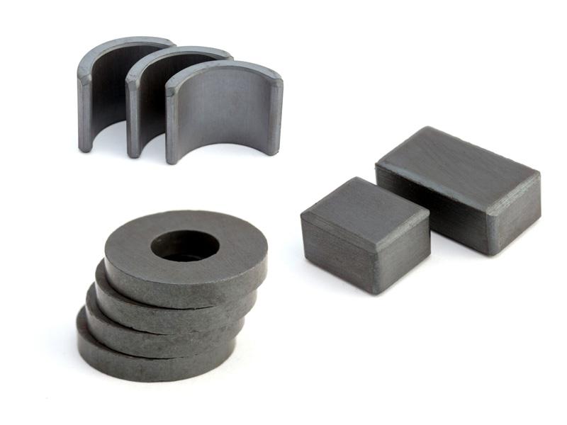 Ferrite Magnet used in BLDC/ PMSM motors