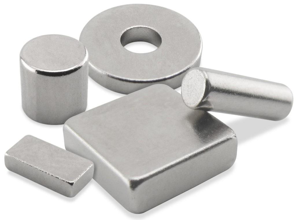 Neodymium Magnet Used in BLDC/PMSM motor