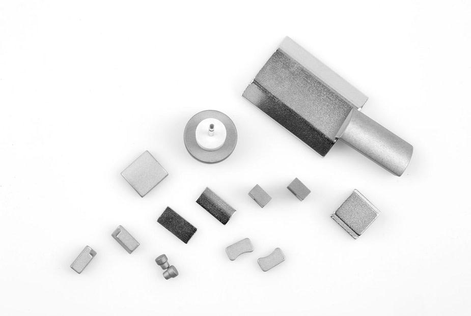 Samarium Cobalt Magnet used in BLDC/PMSM motor
