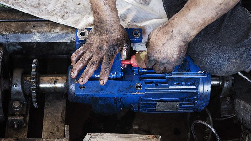 Electric motor Service /repairing